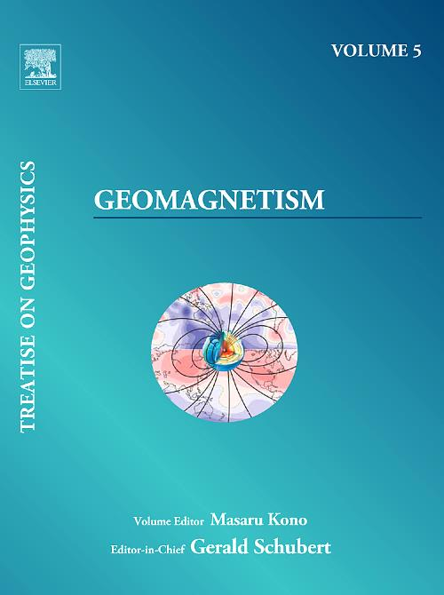 Geomagnetism - Product Image