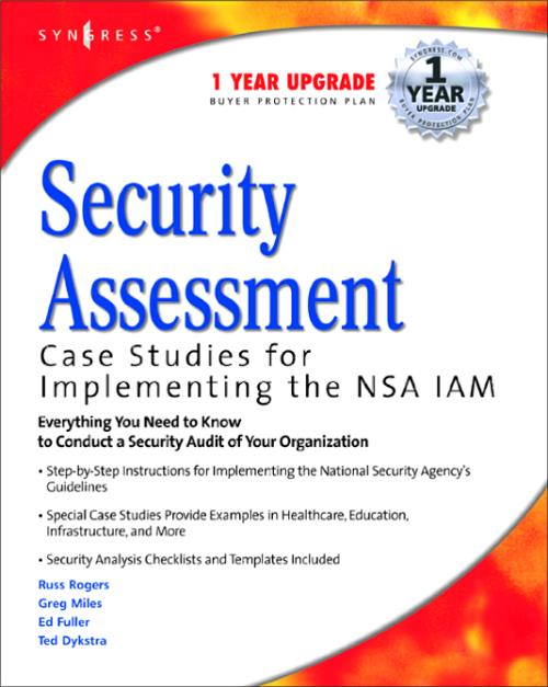 Security Assessment - Product Image
