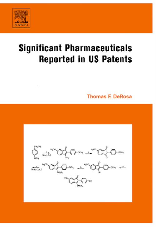 Significant Pharmaceuticals Reported in US Patents - Product Image