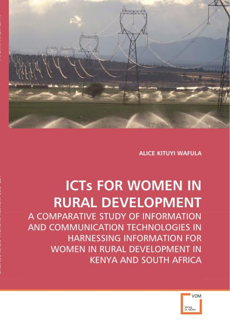 ICTs FOR WOMEN IN RURAL DEVELOPMENT. Edition No. 1 - Product Image
