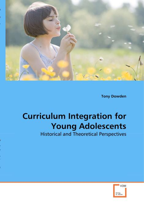 Curriculum Integration for Young Adolescents. Edition No. 1 - Product Image