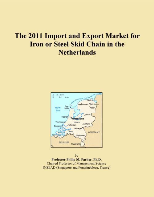 The 2011 Import and Export Market for Iron or Steel Skid Chain in the Netherlands - Product Image