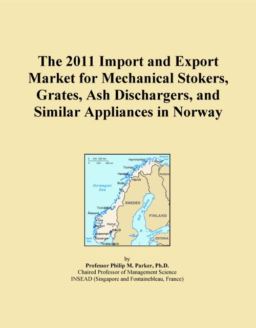 The 2011 Import and Export Market for Mechanical Stokers, Grates, Ash Dischargers, and Similar Appliances in Norway - Product Image
