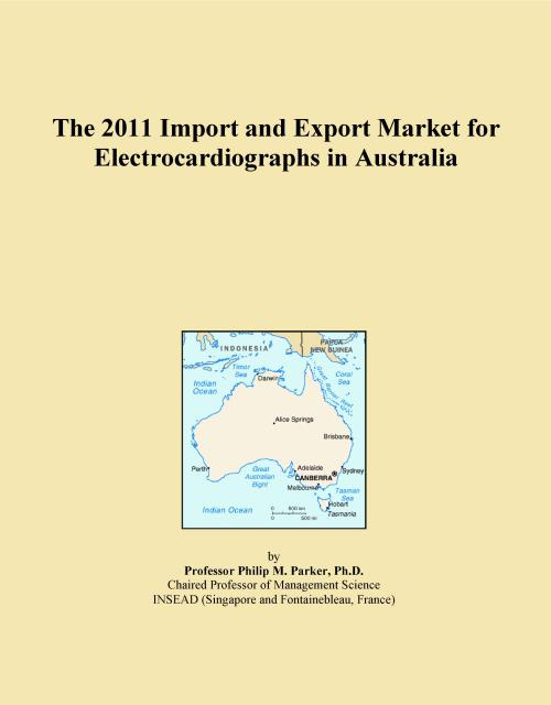 The 2011 Import and Export Market for Electrocardiographs in Australia - Product Image