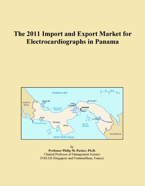 The 2011 Import and Export Market for Electrocardiographs in Panama - Product Image