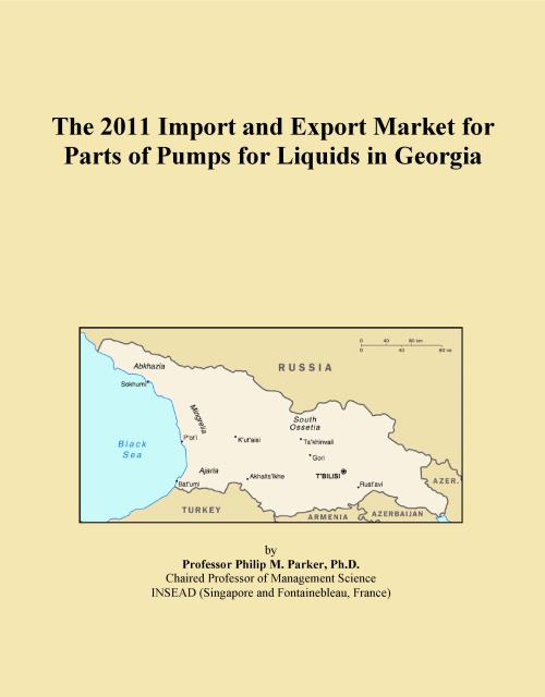 The 2011 Import and Export Market for Parts of Pumps for Liquids in Georgia - Product Image