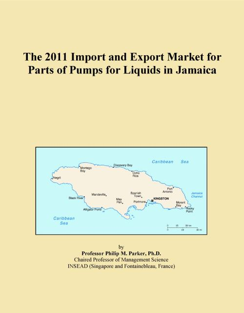 The 2011 Import and Export Market for Parts of Pumps for Liquids in Jamaica - Product Image
