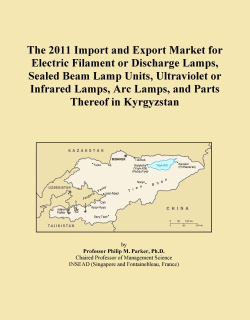 The 2011 Import and Export Market for Electric Filament or Discharge Lamps, Sealed Beam Lamp Units, Ultraviolet or Infrared Lamps, Arc Lamps, and Parts Thereof in Kyrgyzstan - Product Image