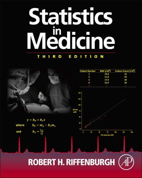 Statistics in Medicine. Edition No. 3 - Product Image
