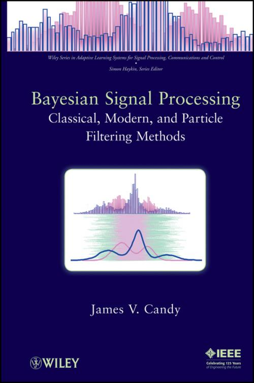 Bayesian Signal Processing. Classical, Modern and Particle Filtering Methods. Adaptive and Cognitive Dynamic Systems: Signal Processing, Learning, Communications and Control - Product Image