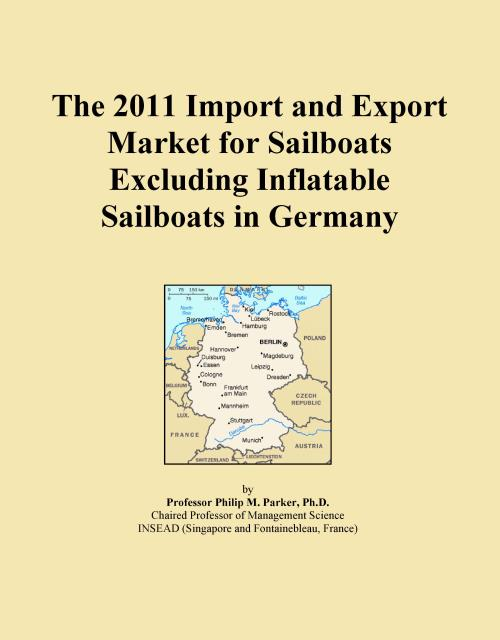 The 2011 Import and Export Market for Sailboats Excluding Inflatable Sailboats in Germany - Product Image