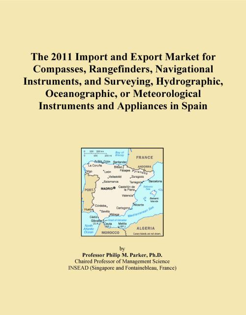 The 2011 Import and Export Market for Compasses, Rangefinders, Navigational Instruments, and Surveying, Hydrographic, Oceanographic, or Meteorological Instruments and Appliances in Spain - Product Image