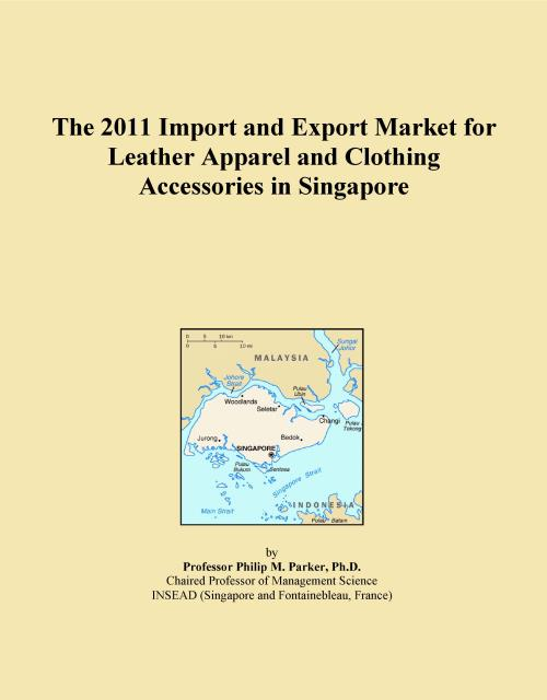 The 2011 Import and Export Market for Leather Apparel and Clothing Accessories in Singapore - Product Image