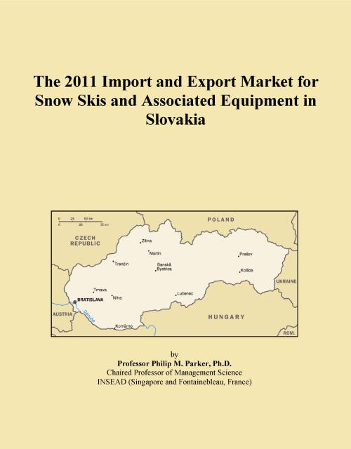 The 2011 Import and Export Market for Snow Skis and Associated Equipment in Slovakia - Product Image
