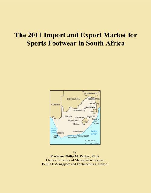 The 2011 Import and Export Market for Sports Footwear in South Africa - Product Image