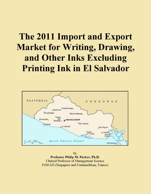 The 2011 Import and Export Market for Writing, Drawing, and Other Inks Excluding Printing Ink in El Salvador - Product Image