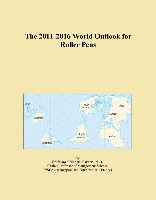 The 2011-2016 World Outlook for Roller Pens - Product Image