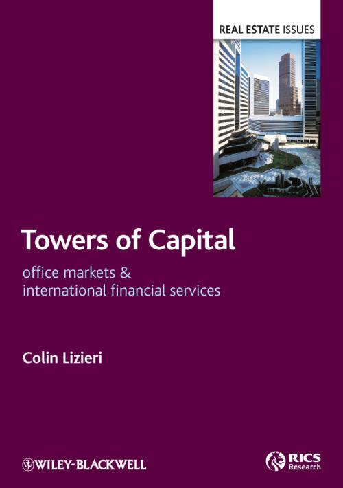 Towers of Capital. Office Markets & International Financial Services. Real Estate Issues - Product Image