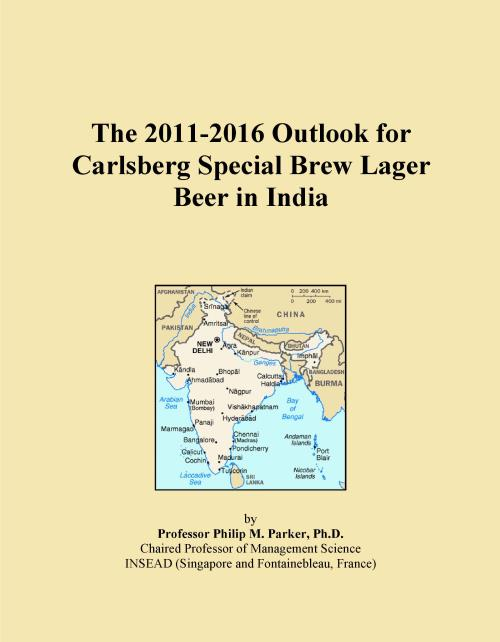 The 2011-2016 Outlook for Carlsberg Special Brew Lager Beer in India - Product Image