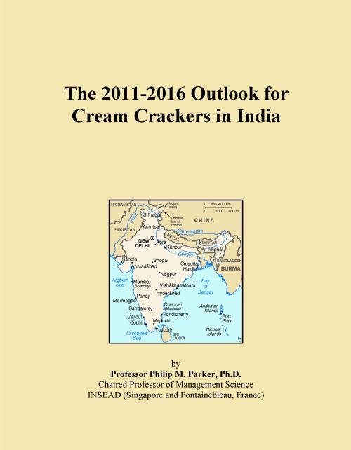 The 2011-2016 Outlook for Cream Crackers in India - Product Image