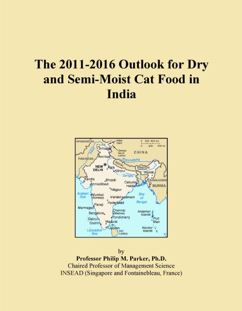 The 2011-2016 Outlook for Dry and Semi-Moist Cat Food in India - Product Image