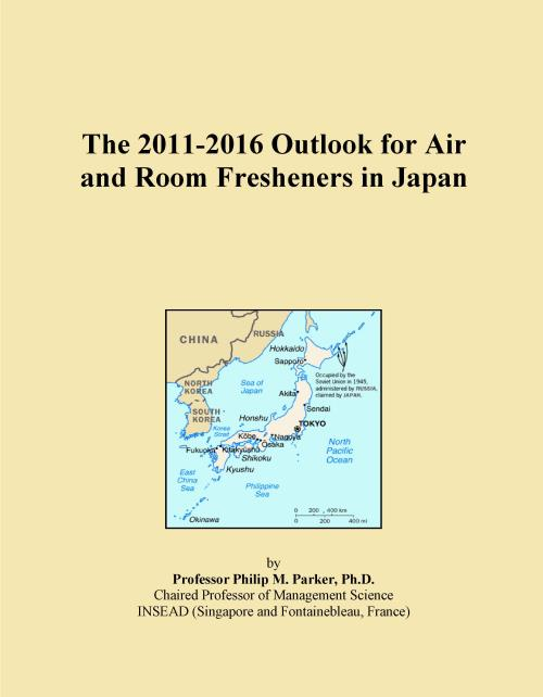 The 2011-2016 Outlook for Air and Room Fresheners in Japan - Product Image
