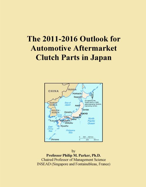 The 2011-2016 Outlook for Automotive Aftermarket Clutch Parts in Japan - Product Image