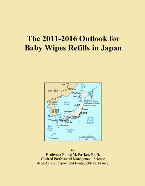 The 2011-2016 Outlook for Baby Wipes Refills in Japan - Product Image