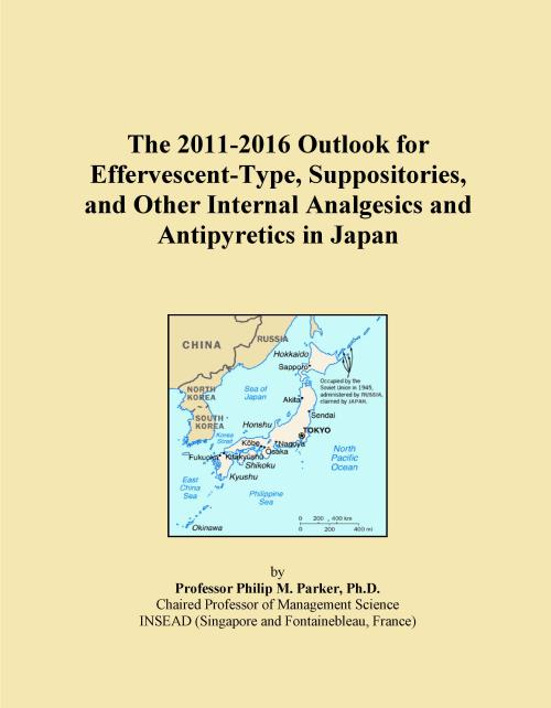 The 2011-2016 Outlook for Effervescent-Type, Suppositories, and Other Internal Analgesics and Antipyretics in Japan - Product Image