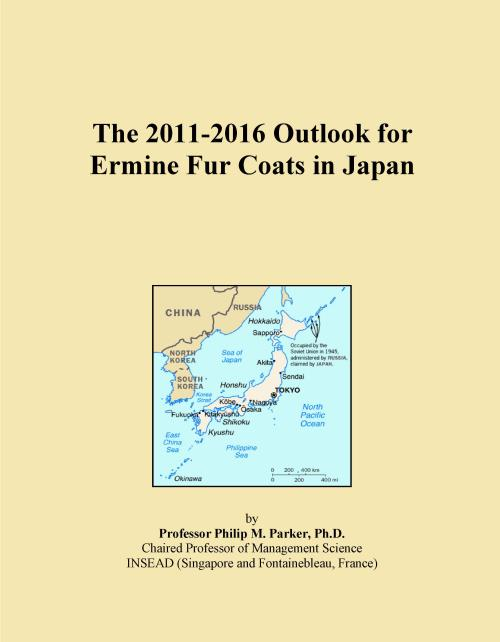 The 2011-2016 Outlook for Ermine Fur Coats in Japan - Product Image