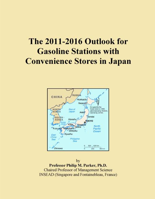 The 2011-2016 Outlook for Gasoline Stations with Convenience Stores in Japan - Product Image