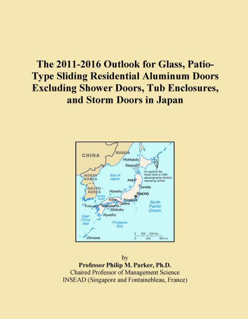 The 2011-2016 Outlook for Glass, Patio-Type Sliding Residential Aluminum Doors Excluding Shower Doors, Tub Enclosures, and Storm Doors in Japan - Product Image