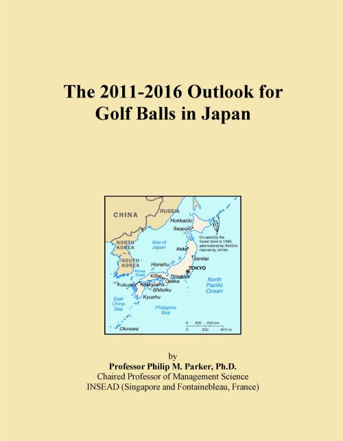 The 2011-2016 Outlook for Golf Balls in Japan - Product Image