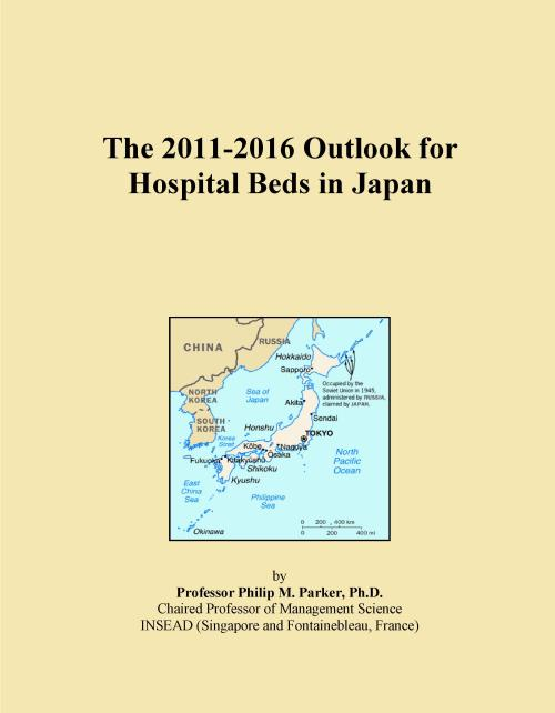 The 2011-2016 Outlook for Hospital Beds in Japan - Product Image