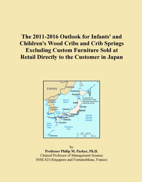 The 2011-2016 Outlook for Infants' and Children's Wood Cribs and Crib Springs Excluding Custom Furniture Sold at Retail Directly to the Customer in Japan - Product Image