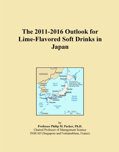 The 2011-2016 Outlook for Lime-Flavored Soft Drinks in Japan - Product Image