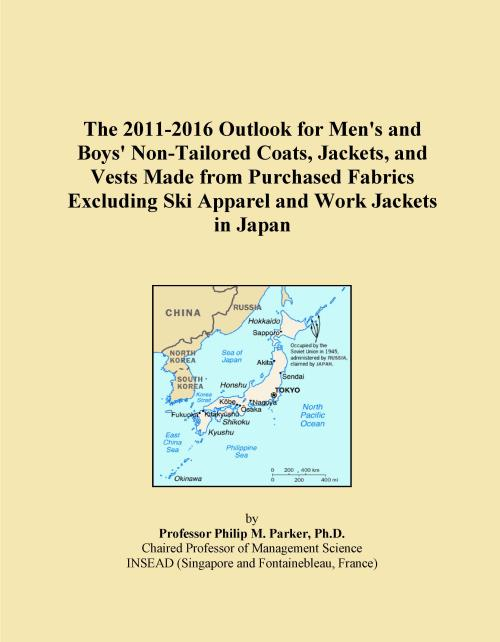 The 2011-2016 Outlook for Men's and Boys' Non-Tailored Coats, Jackets, and Vests Made from Purchased Fabrics Excluding Ski Apparel and Work Jackets in Japan - Product Image