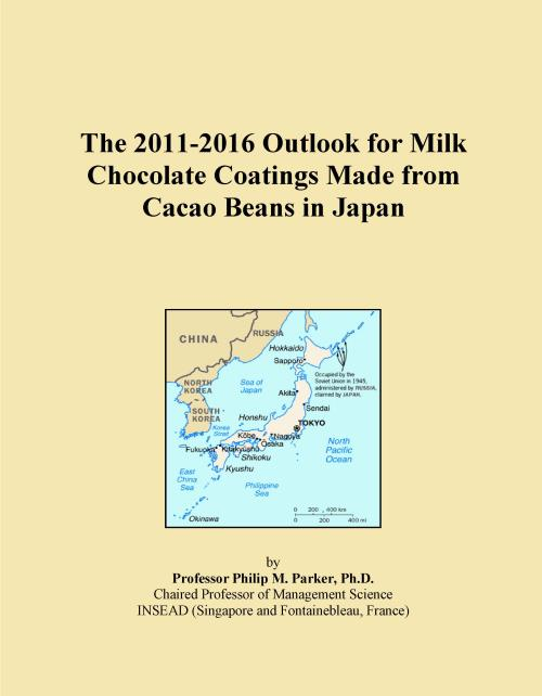 The 2011-2016 Outlook for Milk Chocolate Coatings Made from Cacao Beans in Japan - Product Image