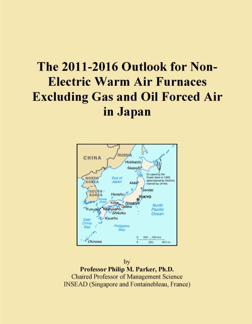 The 2011-2016 Outlook for Non-Electric Warm Air Furnaces Excluding Gas and Oil Forced Air in Japan - Product Image