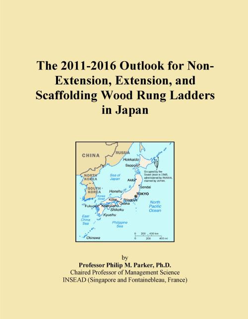 The 2011-2016 Outlook for Non-Extension, Extension, and Scaffolding Wood Rung Ladders in Japan - Product Image