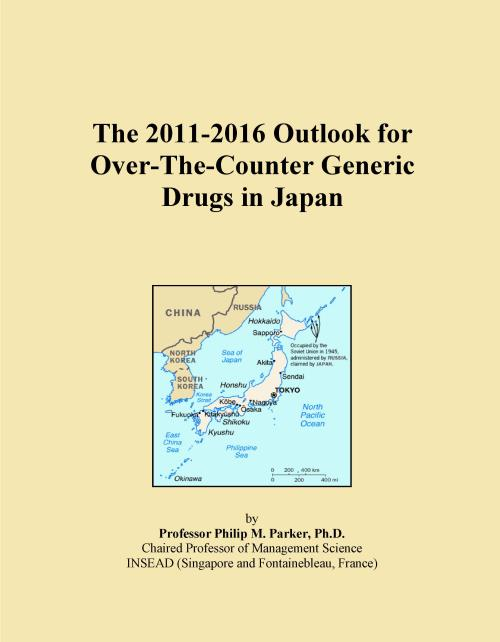 The 2011-2016 Outlook for Over-The-Counter Generic Drugs in Japan - Product Image