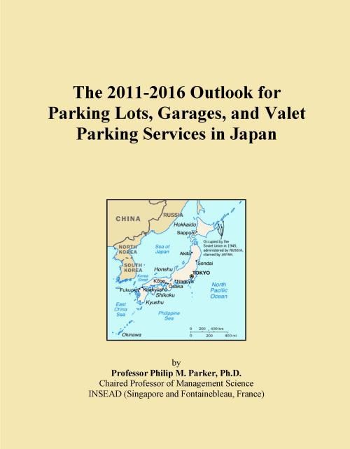 The 2011-2016 Outlook for Parking Lots, Garages, and Valet Parking Services in Japan - Product Image