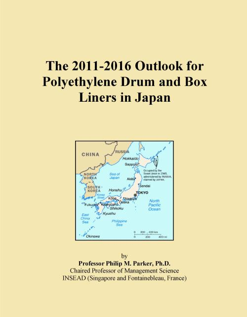 The 2011-2016 Outlook for Polyethylene Drum and Box Liners in Japan - Product Image