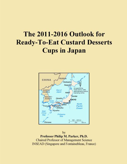 The 2011-2016 Outlook for Ready-To-Eat Custard Desserts Cups in Japan - Product Image