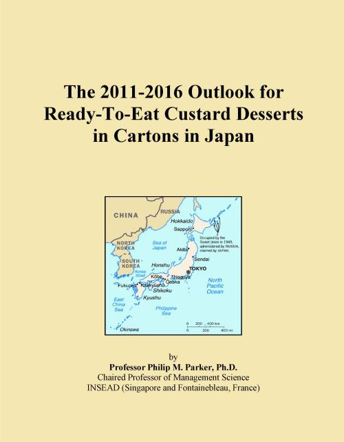 The 2011-2016 Outlook for Ready-To-Eat Custard Desserts in Cartons in Japan - Product Image