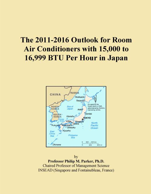 The 2011-2016 Outlook for Room Air Conditioners with 15,000 to 16,999 BTU Per Hour in Japan - Product Image