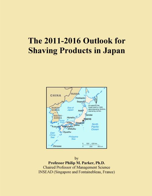 The 2011-2016 Outlook for Shaving Products in Japan - Product Image