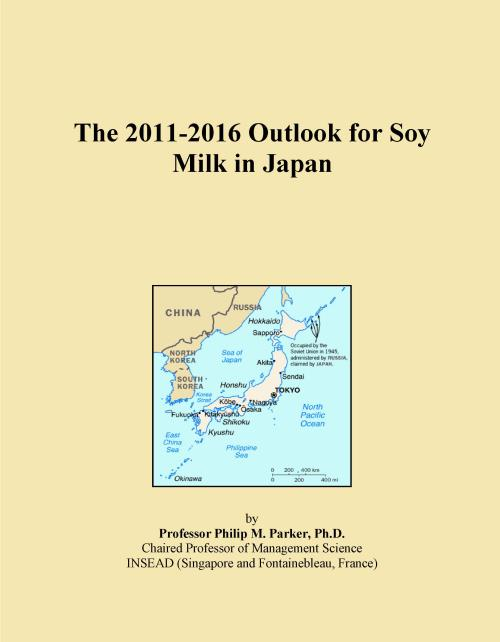 The 2011-2016 Outlook for Soy Milk in Japan - Product Image