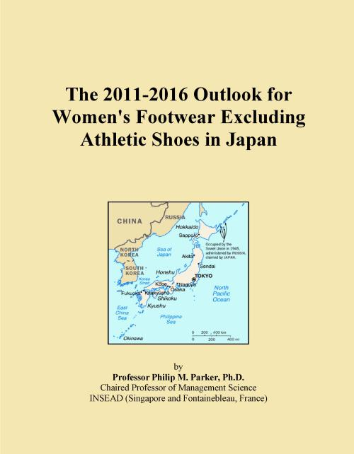 The 2011-2016 Outlook for Women's Footwear Excluding Athletic Shoes in Japan - Product Image