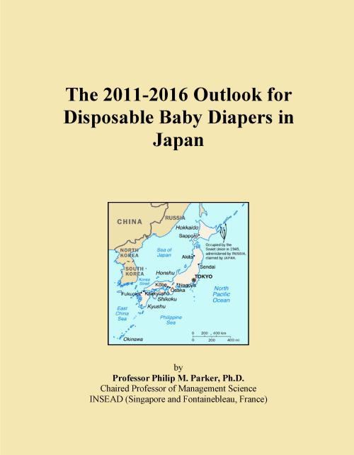 The 2011-2016 Outlook for Disposable Baby Diapers in Japan - Product Image
